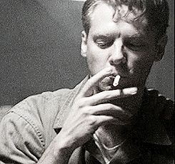 """Jacob Pitts as Bill """"Hoosier"""" Smith in HBO's """"The Pacific"""" #Jacob Pitts #Hoosier Smith #The Pacific"""
