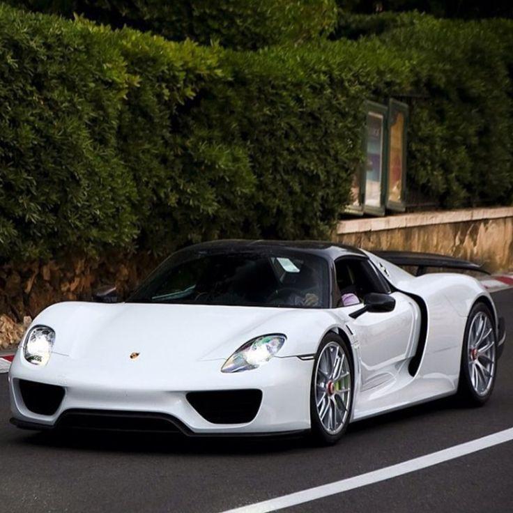 Porsche 918 Spyder Hybrid: 303 Best Porsche 918 Images On Pinterest