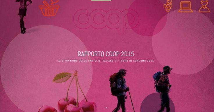 Il Rapporto Coop 2015 mostra che la ripresa, seppur lenta è iniziata: Pil e consumi crescono e gli italiani sono più ottimisti. Sono cambiate le priorità di spesa e il futuro guarda all'e-commerce anche per il food