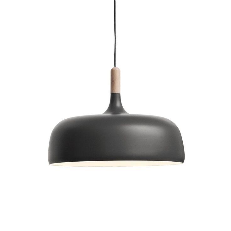 Northern Lighting Acorn Pendel Grå - Pendler og hengelamper - Taklamper - Innebelysning   Designbelysning.no