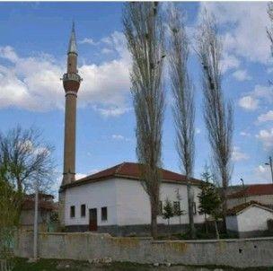 Ballıhisar village mosque-Sivrihisar-Eskişehir