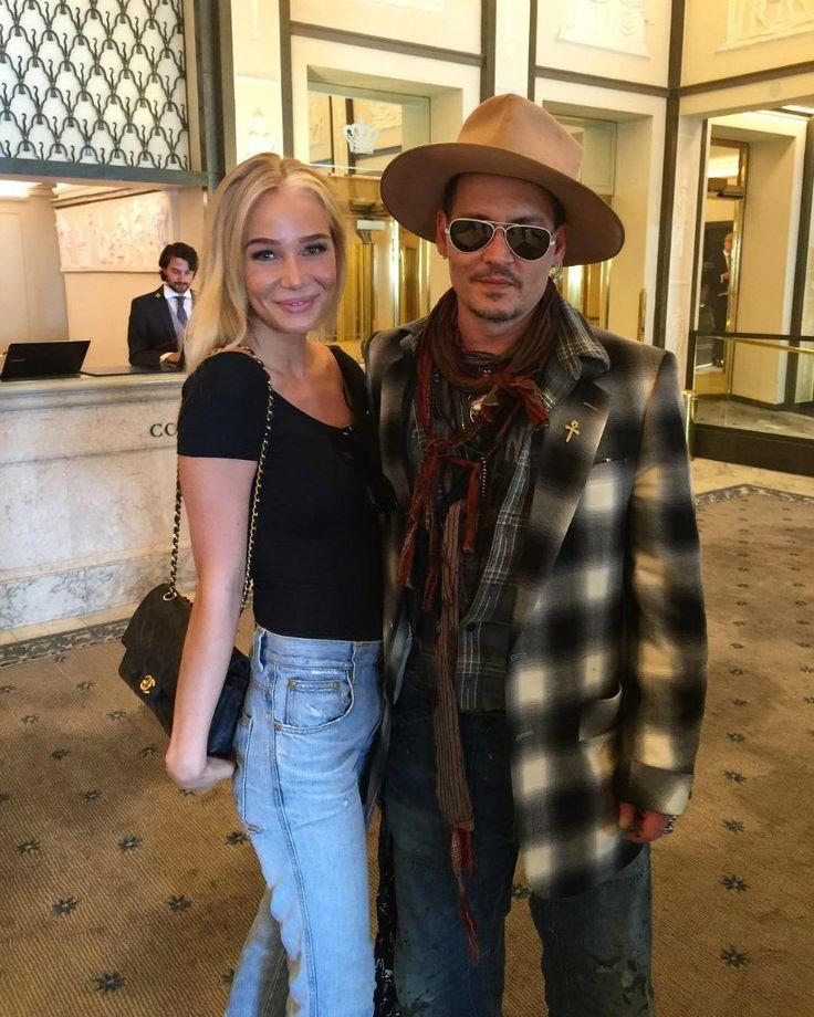 Новости Johnny Depp Tim Burton news June 2016 Stockholm with Hollywood Vampires