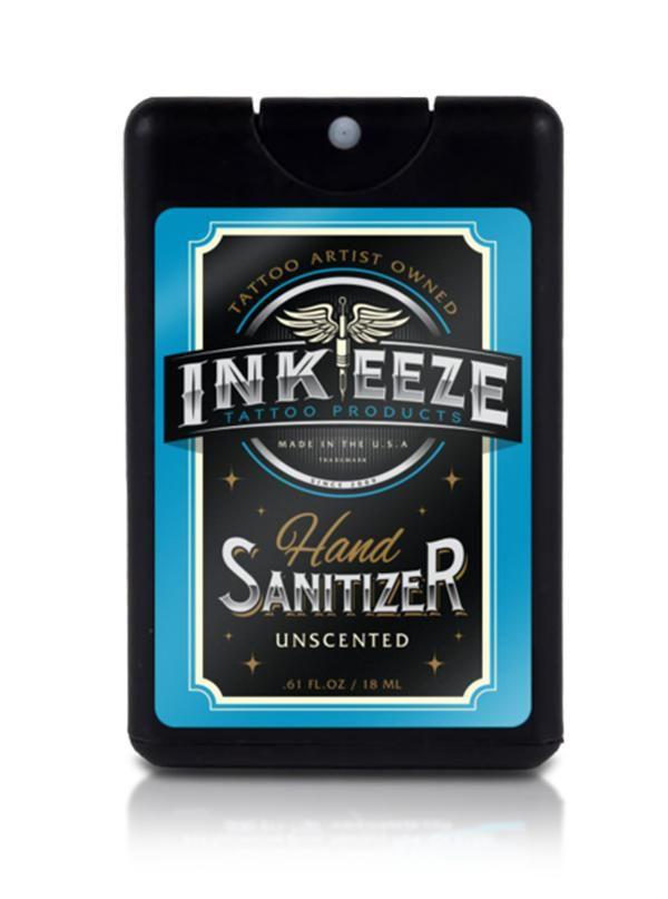 Hand Sanitizer 61oz By Ink Eeze Hand Sanitizer Ink Inked Shop