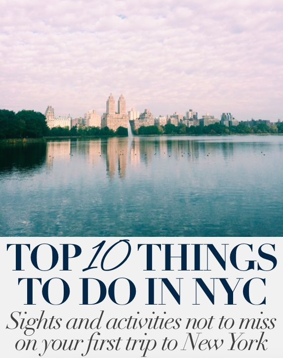 Amazing U.S. Sights You Should Visit Before You Die Top 10 Things To Do in NYC: Must-do sights and activities for your first trip to New York