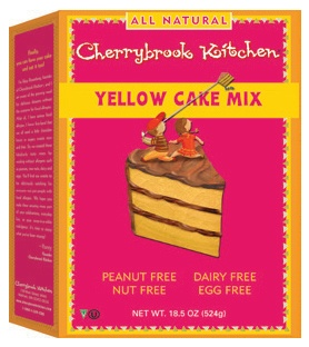 Nut Free Egg Free And Yellow Cake Mixes On Pinterest