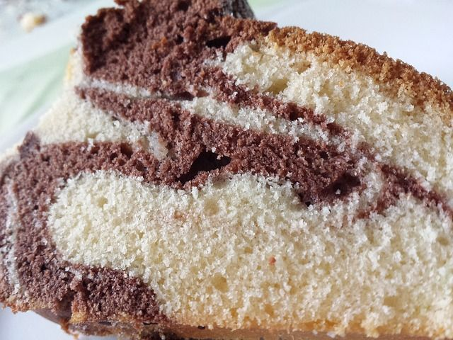 Marble cake steam baked in the Thermomix Varoma (yes really!) The French Thermomix Facebook groups went completely wild for this recipe this weekend and having tried it myself now, I have to say WO…