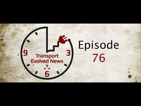 T.E.N. Future Transport News 27th March 2015: Jezza Leaves, Soulful Expansion - Transport Evolved