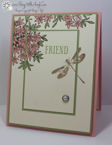 Stampin' Up! Awesomely Artistic Double Time Stamping
