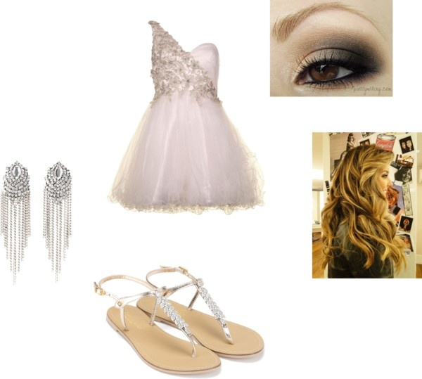 """""""Homecoming 3"""" by megannicole42 on Polyvore: Outfits Sets, Cousins Outfits, Outfits Ideas, Cute Pink Outfits"""