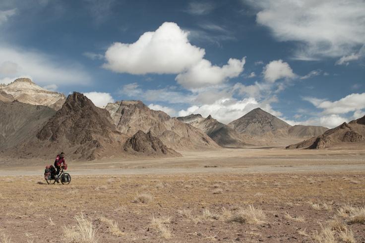 Asia by bike | Un viaje en bicicleta  www.bicicleting.com
