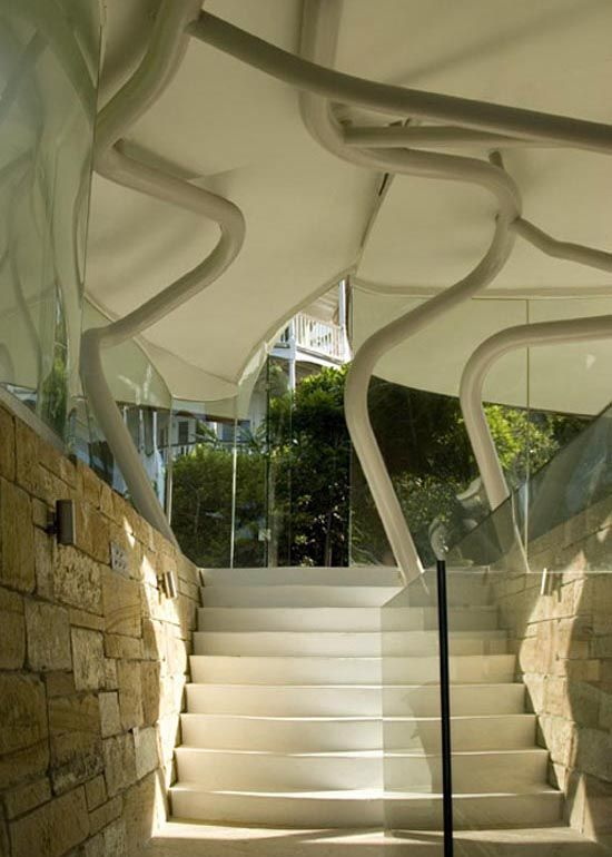Architecture Directory » Blog Archive » Leaf House by Undercurrent Architects in Sydney, Australia