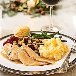 Traditional Thanksgiving Menus  | Traditional Thanksgiving Dinner Menu | MyRecipes.com