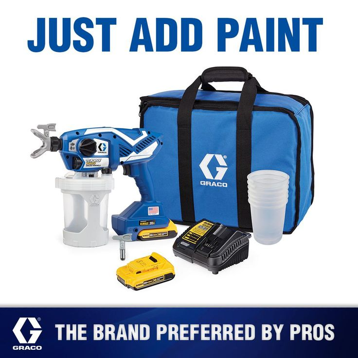 Graco tc pro plus airless paint sprayer17n223 the home
