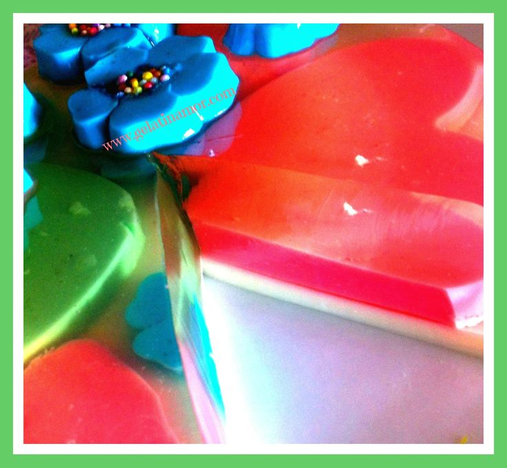 Jelly Cakes encapsulada