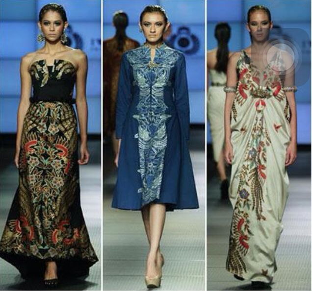 Lovely Batik Dress