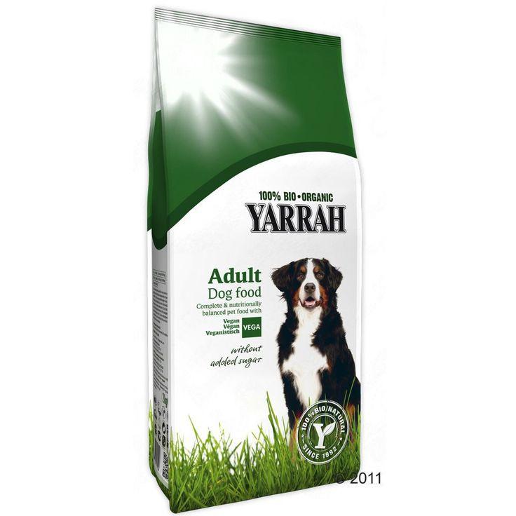 Animalerie  Yarrah croquettes végétariennes bio pour chien  10 kg
