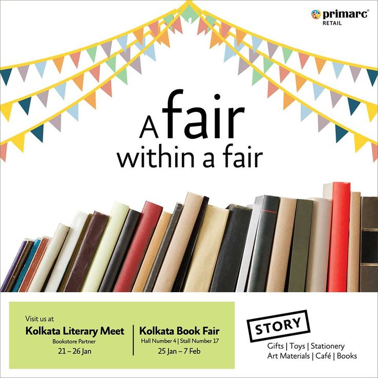 We are at the Tata Steel Kolkata Literary Meet 2016 as the official bookstore partner. Get to meet all your favourite authors, artistes and journalists at our stall! You will also see us at the Kolkata Book Fair, Milan Mela.