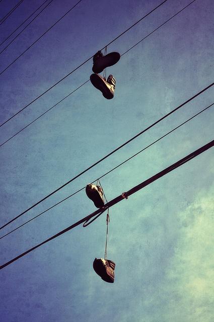 Shoefiti