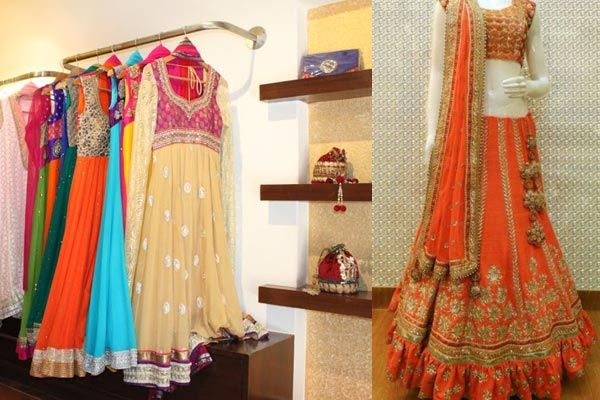Top 10 Places in Delhi to Shop for Your Bridal Wear - BollywoodShaadis.com