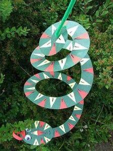 wild animal jungle craft