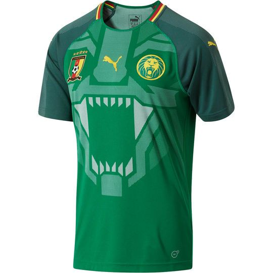 Cameroon World Cup Jersey 2018
