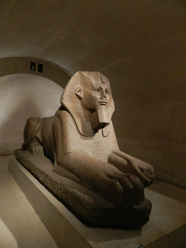 Egyptian Antiquities - Louvre