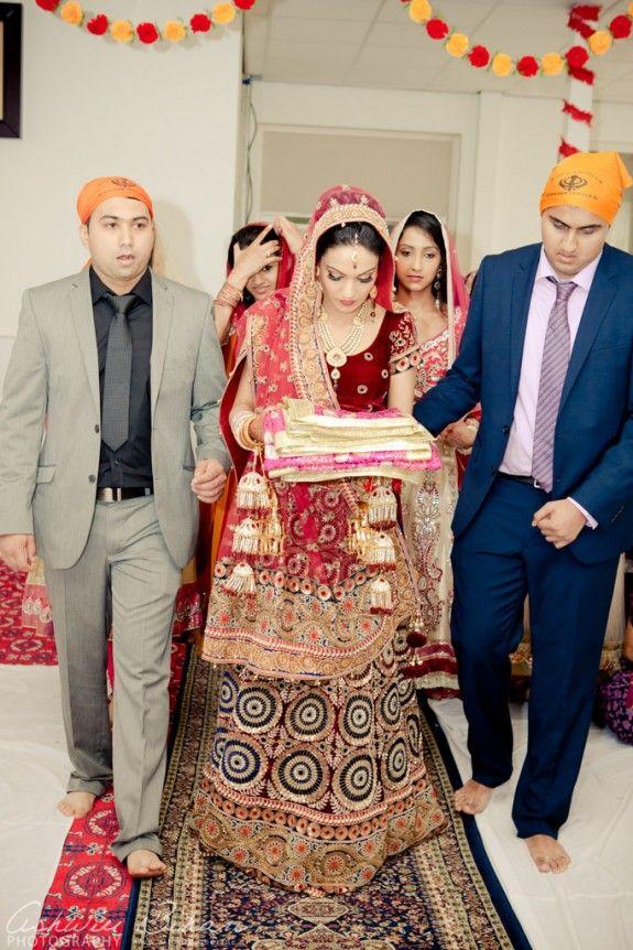 Sikh Punjabi Wedding in The Netherlands