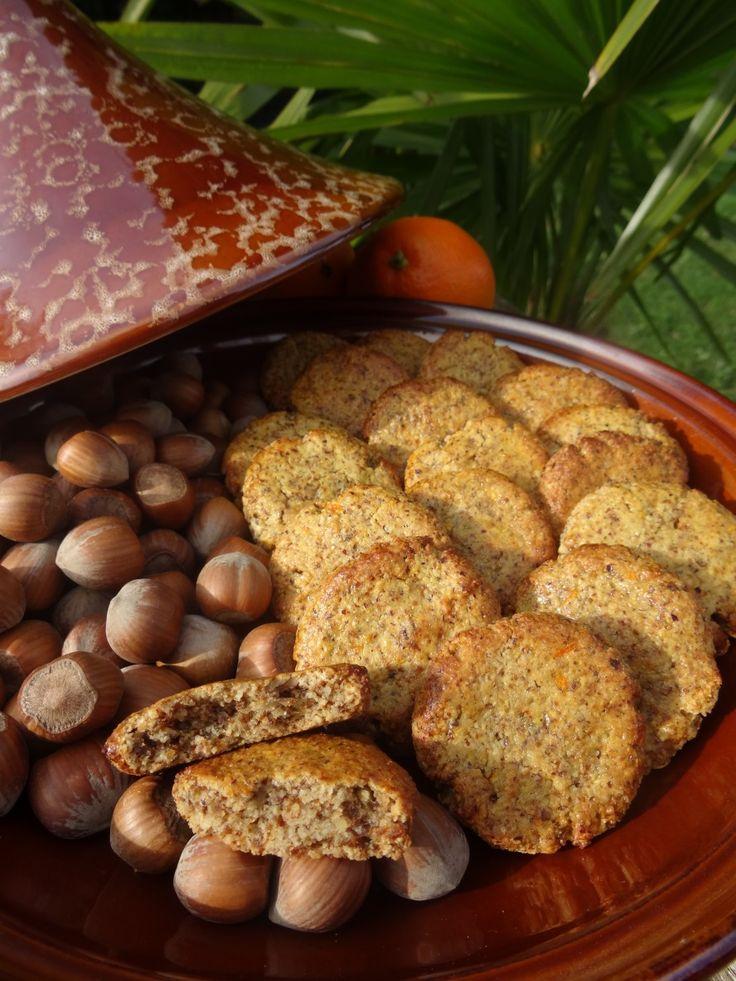Ces petits biscuits Paléo croustillants qui sentent bon l'orange et la…
