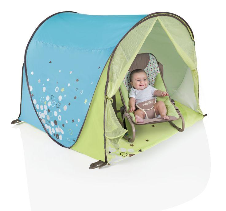 Tente anti-UV Babymoov : une bulle protectrice pour bébé !