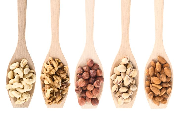 5ways to enjoy nuts