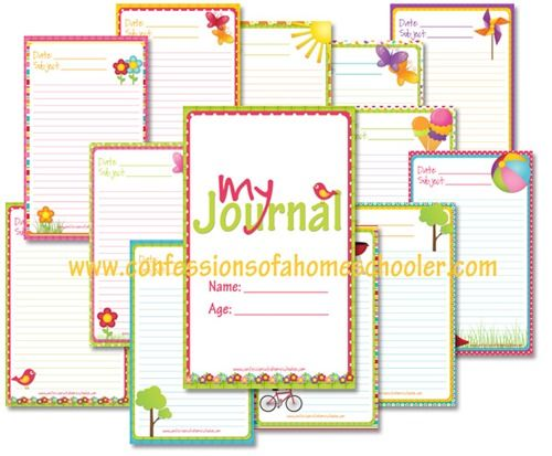 Best 25+ Summer journal ideas on Pinterest Writing topics - free journal templates