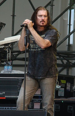 James LaBrie  Kevin James LaBrie (born May 5, 1963) is a Canadian vocalist who is best known as the lead singer of the American progressive metal band Dream Theater.