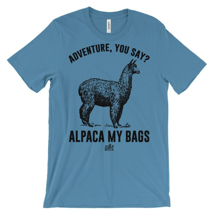 Love Funny Animal Puns? We've Got a Whole Collection of 'Em! Click Here. If you're looking for the perfect funny graphic tee to sport on your next adventure, you're in luck. We've got all the hiking g