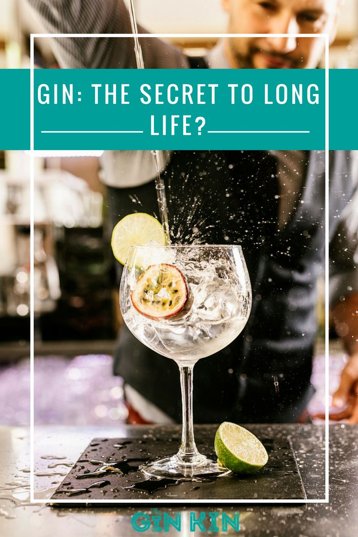 Revealed: 107-year-old says the secret to a long life is a gin and tonic.