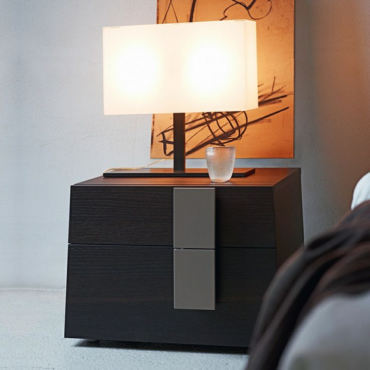 Bedside cabinet Genius by Orme in unique