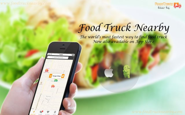 Food Truck Nearby app is built for both food truck owners and food truck lovers. The application provides 'real-time' and 'accurate' location service of Food Trucks currently serving near your location. Food truck owners can define their business timings and application broadcasts the same information to let the user know