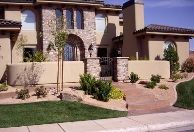 Courtyard Landscaping Ideas