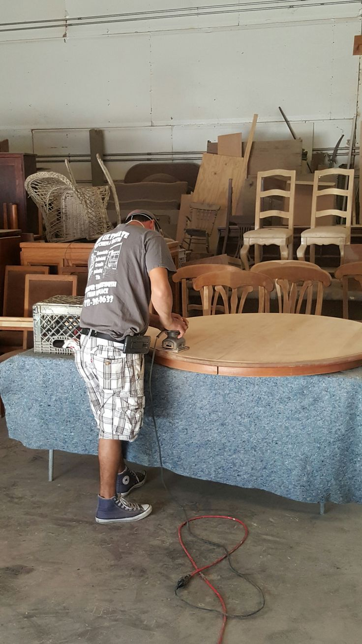Furniture Refinishing