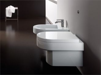 Wilmotte sanitary by Teuco