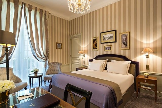 Get the Royal Treatment at Hôtel Westminster in Paris