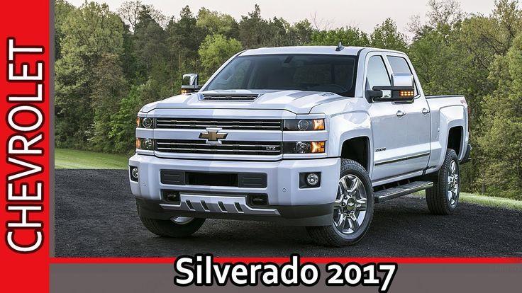 Chevrolet Silverado 2017 / Шевроле Сильверадо 2017 - Обзор от AUTO WORLD...