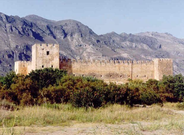 Η Μάχη του Φραγκοκάστελλου: Μάχη στο πλαίσιο του απελευθερωτικού αγώνα στην Κρήτη, που διεξήχθη στις 18 Μαΐου 1828, μεταξύ των δυνάμεων του τουρκαλβανού Μουσταφά Πασά και του ηπειρώτη οπλαρχηγού Χατζημιχάλη Νταλιάνη...