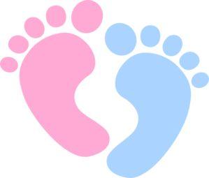Baby Feet clip art - vector clip art online, royalty free & public domain