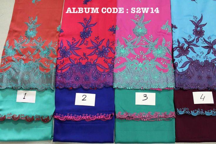 ALBUM CODE : S2W14 ITEM CODE : FOLLOW CODE IN IMAGE PRICE : RM 190