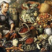 Γυναίκα στην Αγορά με Φρούτα, Λαχανικά και Πουλερικά | Ανδρονίκη, η νηπιαγωγός.