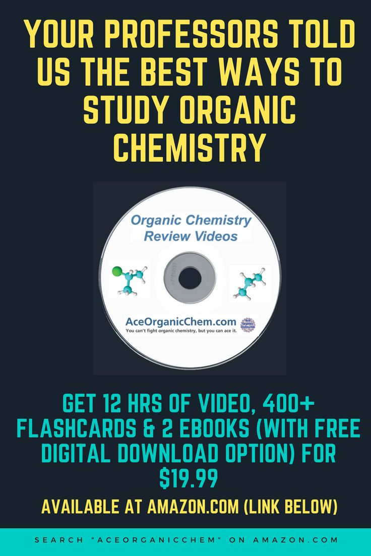 best organic chemistry help cause it rocks images they told us how you need to study we made the dvd to help you chemistry helporganic