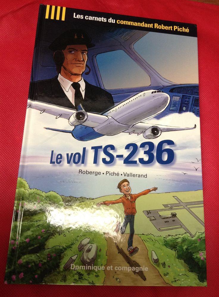 Le vol TS-236, Sylvie Roberge, Richard Vallerand. Robert Piché est aux commandes d'un Airbus A330 en route vers Lisbonne quand l'avion se retrouve en panne sèche suite à une perte massive de carburant. Avec sang-froid et détermination, le commandant Piché effectue en pleine nuit un long vol plané au-dessus de l'Atlantique avant d'atterrir moteurs éteints sur la piste l'aéropt de Terceira, aux Açores. Une aventure inoubliable parsemée de souvenirs d'enfance.