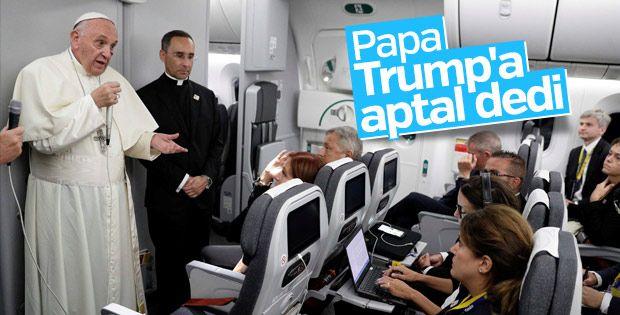 """Papa'dan iklim değişikliği tepkisi Sitemize """"Papa'dan iklim değişikliği tepkisi"""" haberi eklenmiştir. Detaylar için Sitemizi ziyaret ediniz."""