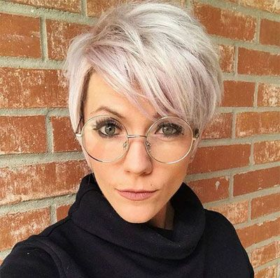 Inspiring Pixie Haircuts for Ladies Over 50