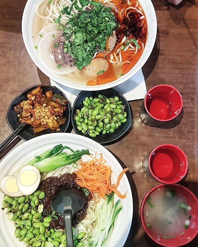 Restaurants Quartier Chinois !! ^^